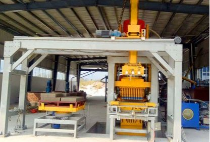 JYM-650 hydraulic brick machine